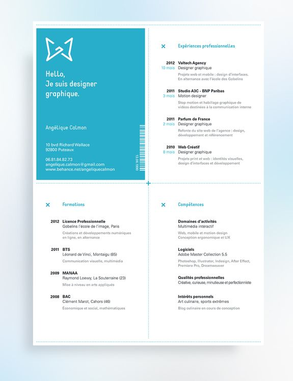 42 best images about bewerbung - resume