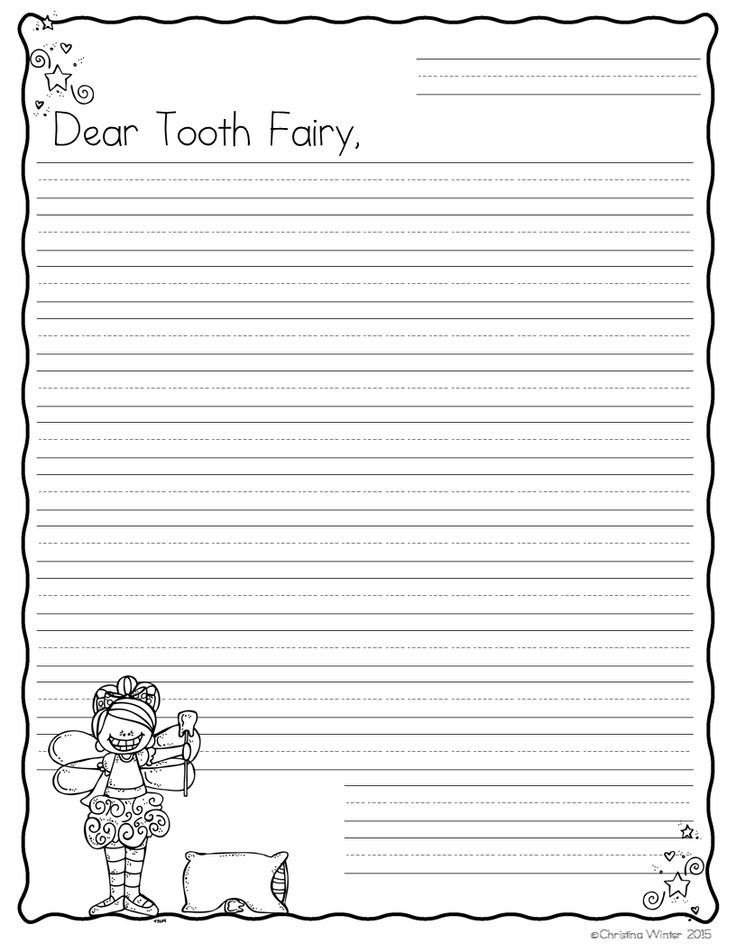 132 best letter 39 t 39 images on pinterest aboriginal for Tooth fairy writing template