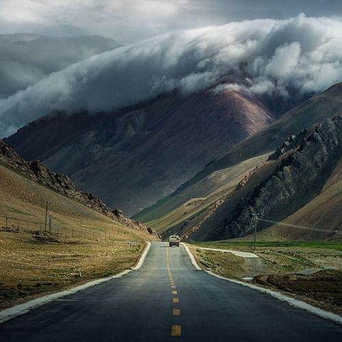 Tíbet viaje por carretera Foto porcoolbiere @ kendrasmiles4u