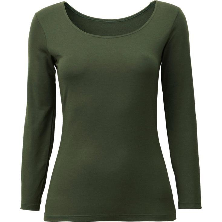 T-Shirt HEATTECH Col U FEMME