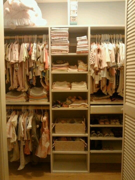 17 Best ideas about Baby Nursery Closet on Pinterest ...
