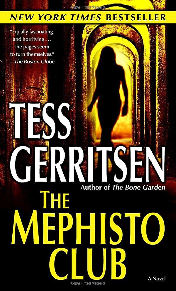 the keepsake tess gerritsen pdf