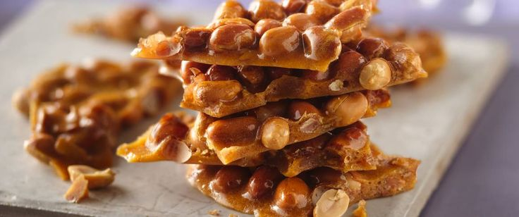 Make old-fashioned peanut brittle just like the professionals.  Who would ever think making candy at home could be such fun!