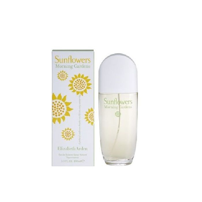 Elizabeth Arden Sunflowers Morning Gardens Eau De Toilette Vaporisateur 100ml