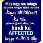 Inggit Quotes and Taray Quotes