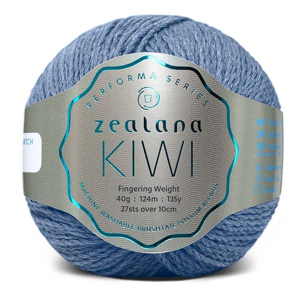 Colour Kiwi Ocean, Performa Fingering weight, Performa Kiwi, Zealana Kiwi Ocean, Zealana Kiwi, Ocean 09, Zealana Ocean, knitting yarn, knitting wool, crochet yarn.