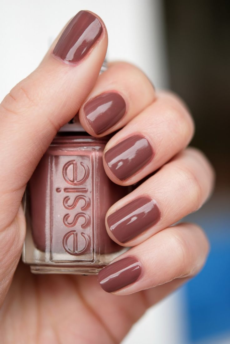 Best 25+ Essie colors ideas on Pinterest | Fall nail colors, Nail ...