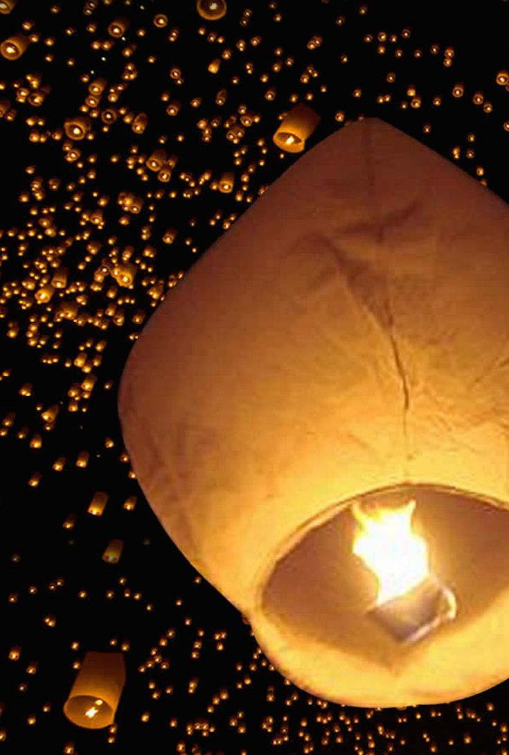 details about new 50 white paper chinese lanterns sky fire fly candle lamp wish party wedding
