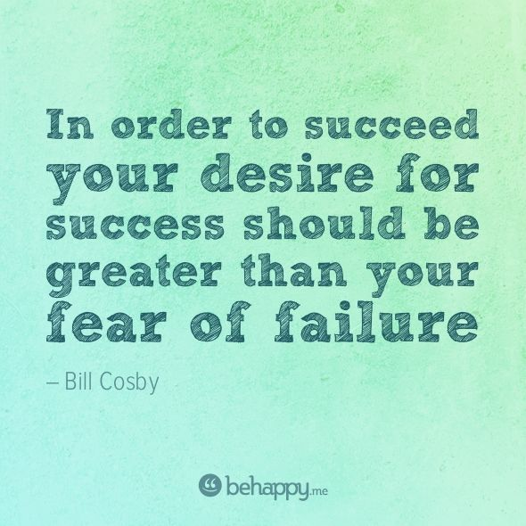 Inspirational Quotes Fear Of Failure: Quotes About Fear Of Failure. QuotesGram