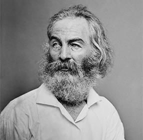 """Walt Whitman 1819-1892 - Miracles - """"As to me I know of nothing else but miracles"""""""