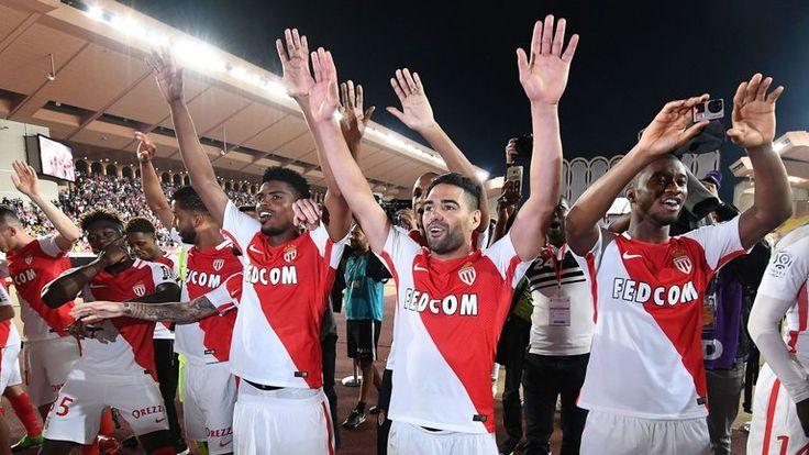 Cuplikan Gol AS Monaco vs Saint-Etienne, 18 Mei 2017