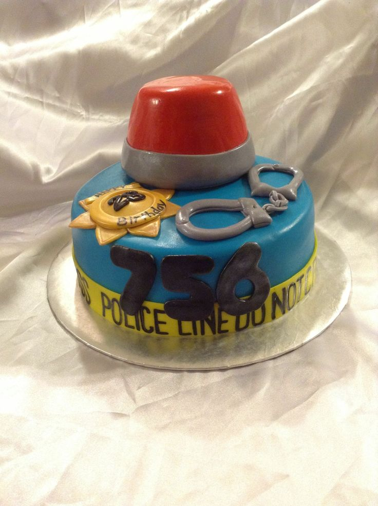 Policeman Cake Design : 93 best images about Cake----Firefighter--Police---CSI ...