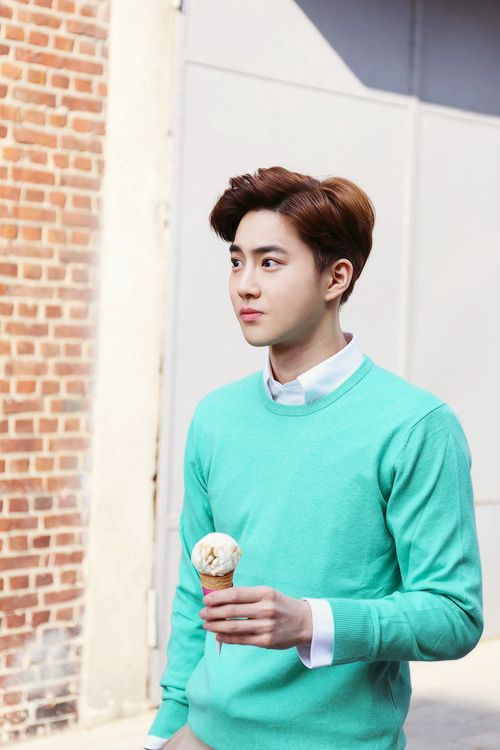 Suho Baskin Robbins cf                                                                                                                                                                                 More