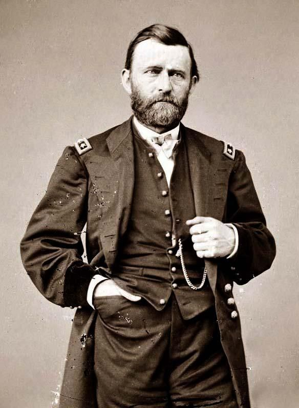 Ulysses S. Grant - 18th U.S. President