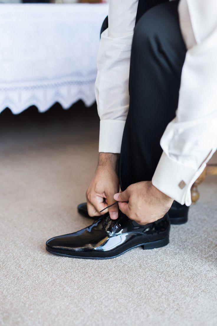 Sapatos de casamento do noivo! #noivo #wedding