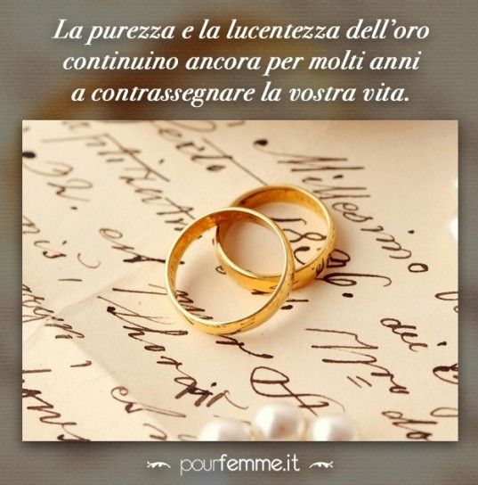 Awesome Auguri Per 50 Anni Matrimonio Gu45 Pineglen