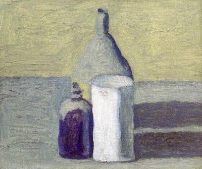 Giorgio Morandi - Still Life 1963
