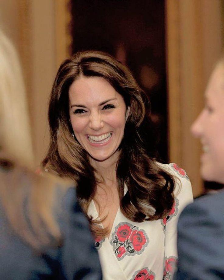 Catherine, Duchess of Cambridge - Team GB Reception @ Buckingham Palace, October 2016