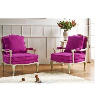 Best 10+ Pink accent chair ideas on Pinterest | Gold shelves ...