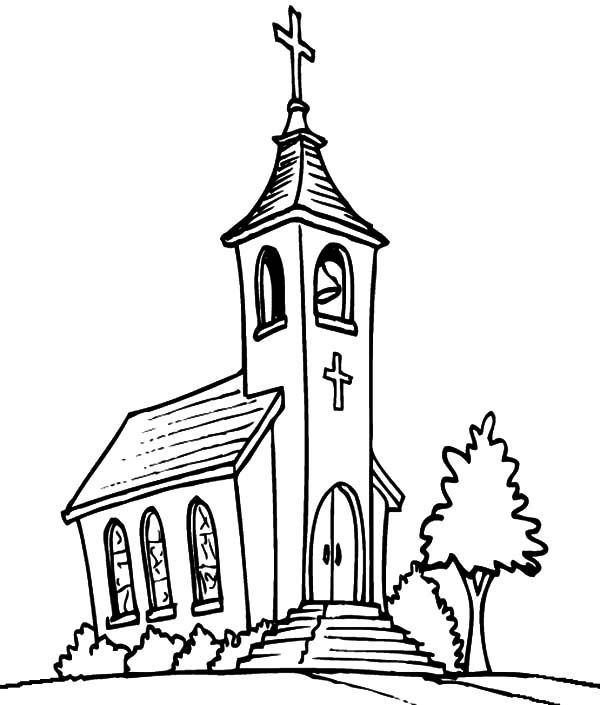 Church Coloring Pages Coloring Pages Coloring Books Coloring