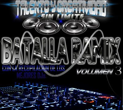 descarga Batalla Ramix Vol 3 by Ramiro Gomez ~ Descargar pack remix de musica gratis   La Maleta DJ gratis online