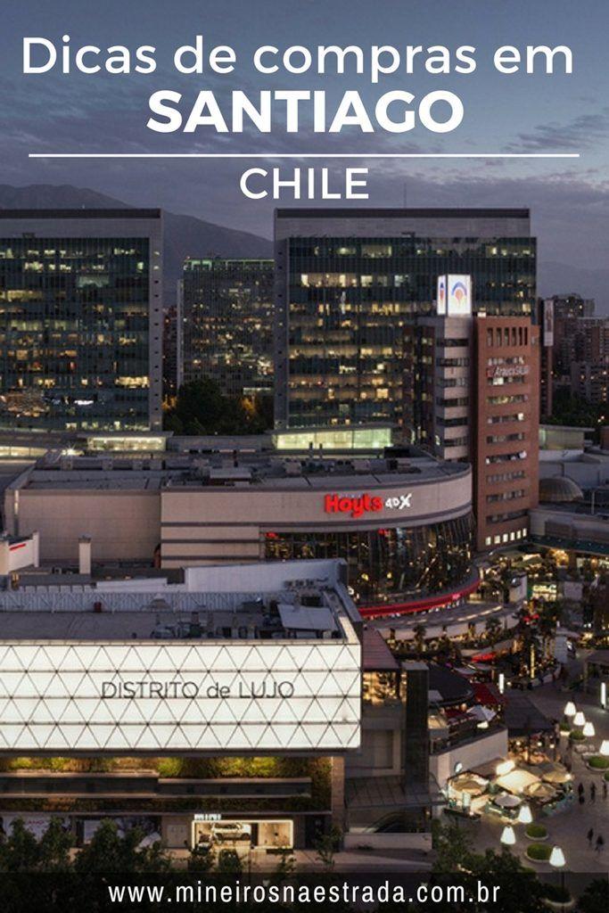 5ff3c6581 Dicas de vários lugares para fazer compras em Santiago (Chile)  shoppings