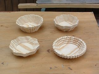 Scroll Bench: Free Scroll Saw Baskets Group
