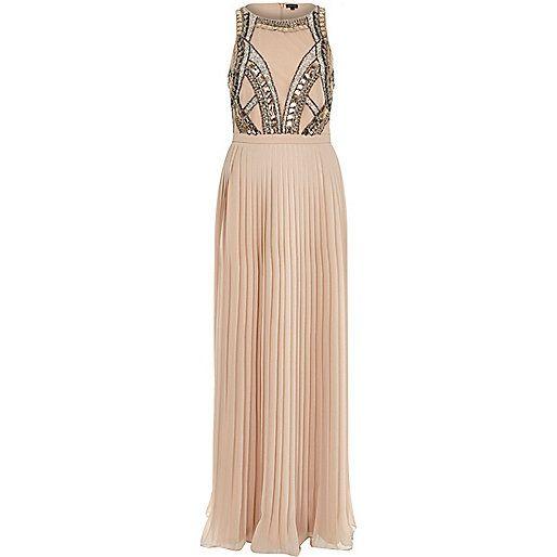 River island evening maxi dresses