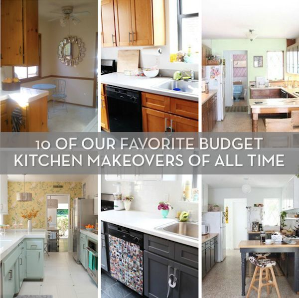 Best 25+ Budget Kitchen Makeovers Ideas On Pinterest