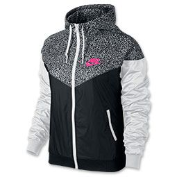 <p>You've never limited yourself to just one sport, and the Women's Nike Windrunner AOP Jacket embodies the spirit of multi-functionality. Transition seamlessly from seasons and activities in this jacket with fierce style.</p><p>Versatile and ventilated, this jacket features a multi-panel scuba hood that zips up to the chin and ribbed cuffs and hem for that snug fit. Mesh lining and vented in the back, this all-conditions jacket maintains excellent airflow no matter where your day takes you…