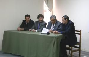 La Facultad de Arquitectura de la #UNSJ y la Secretaria de Gobierno firman acta complementaria http://www.unsj.edu.ar/noticiaDetalle.php?n=1467