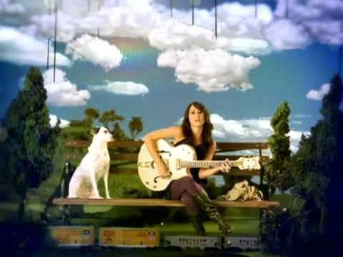 How could I not hear this song before?   KT Tunstall - Suddenly I See (Larger Than Life Version)
