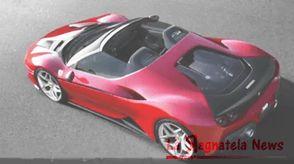 Ferrari J50 -  un'edizione speciale  per i 50 anni in Giapponi Si tratta di una Ferrari speciale e in edizione limitata. Fin qui nulla di nuovo per il Marchio Italiano più famoso al Mondo.  Il Motivo per cui però è stata definita questa vettura è rilevante e par #ferrari #j50 #spider