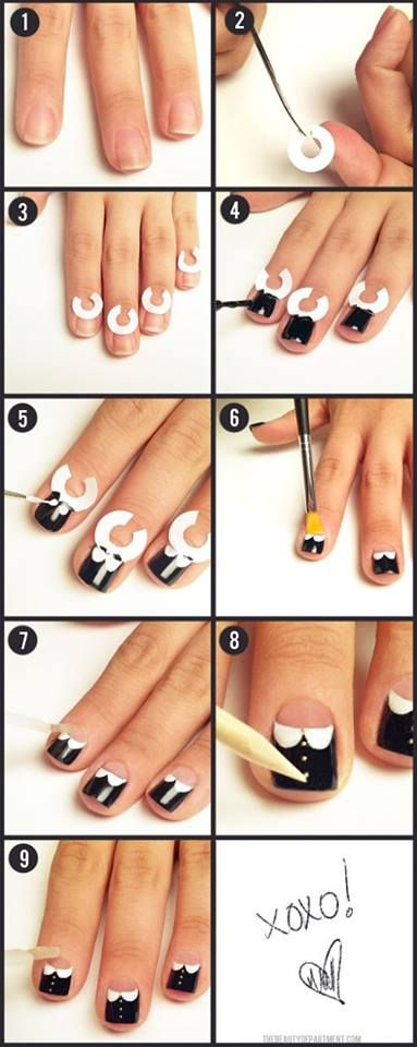 87 best nail art awsome images on pinterest nail design nail step by step nail art picture tutorial best and easy designs to try galstyles prinsesfo Gallery