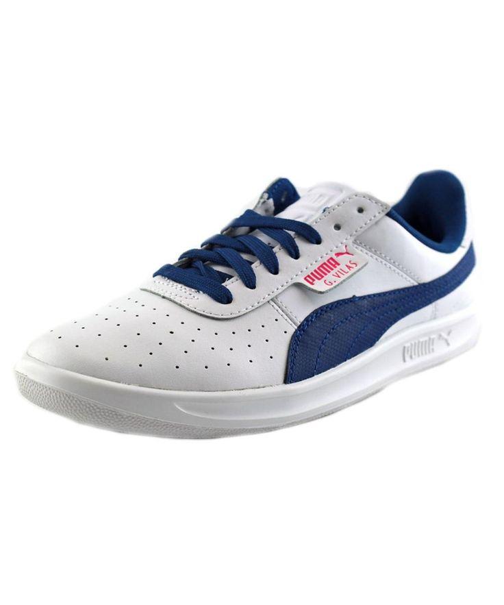 PUMA Puma G. Vilas 2 Men  Round Toe Leather  Sneakers'. #puma #shoes #sneakers
