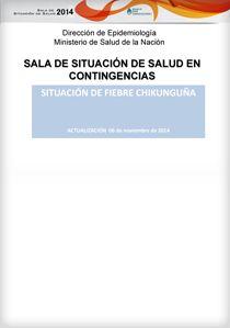 Estado de Situación de Salud por Fiebre Chikungunya.