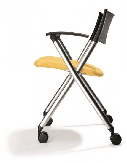 The Kusch Profession Nesting Chair is the Modern Solution to your Flexible Workspace or Training Environment. The chair is strong, yet light and can Nest to save space when stored #seated #kusch #profession #nesting seated.com.au