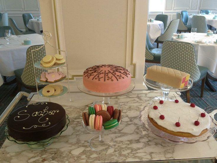 Fortnum & Mason - #Londra Degustando fantastici #dolci #torte #macarons