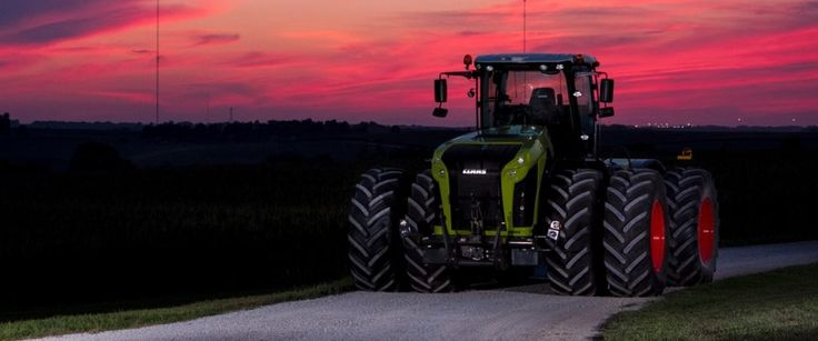 New Article: Top 5 Reasons Why Claas Keeps Winning Tractor of the Year  (click the Visit button or the image above to get all the details!)