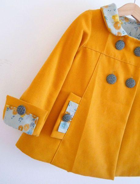 8 La veste agata de Papillon et Mandarine, je la trouve splendide..