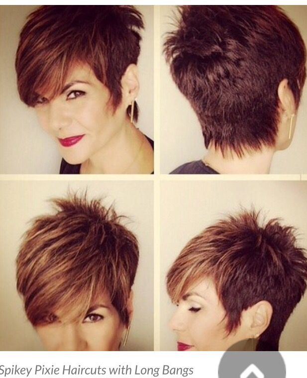 348 best images about hair on Pinterest | Very short hair