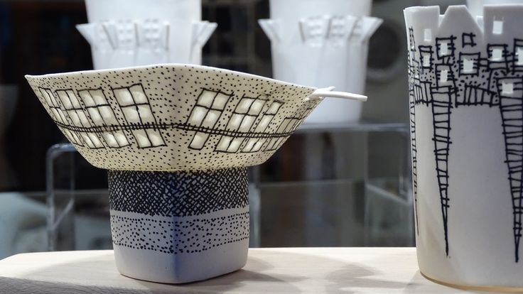 Translucent Porcelain, Kim Sacks Gallery, Johannesburg