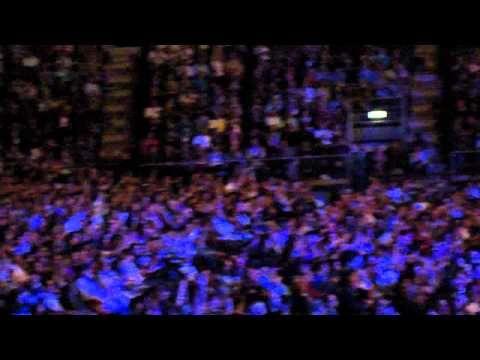 Zucchero Chocabeck 26/9/2011 concert in the Arena of Verona