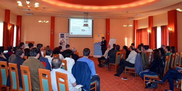 """Seminarul """"Cum îți crești BUSINESS-ul cu internetul și tehnologia IT"""", un succes în rândul oamenilor de afaceri din Baia Mare - One-IT blog"""