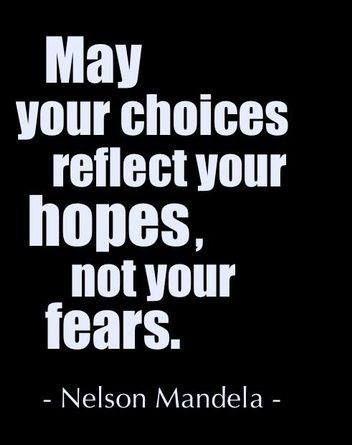 Nelson Mandela ❥