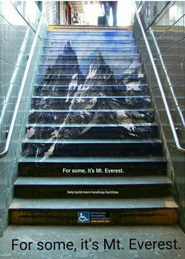For some, it's Mt. Everest.