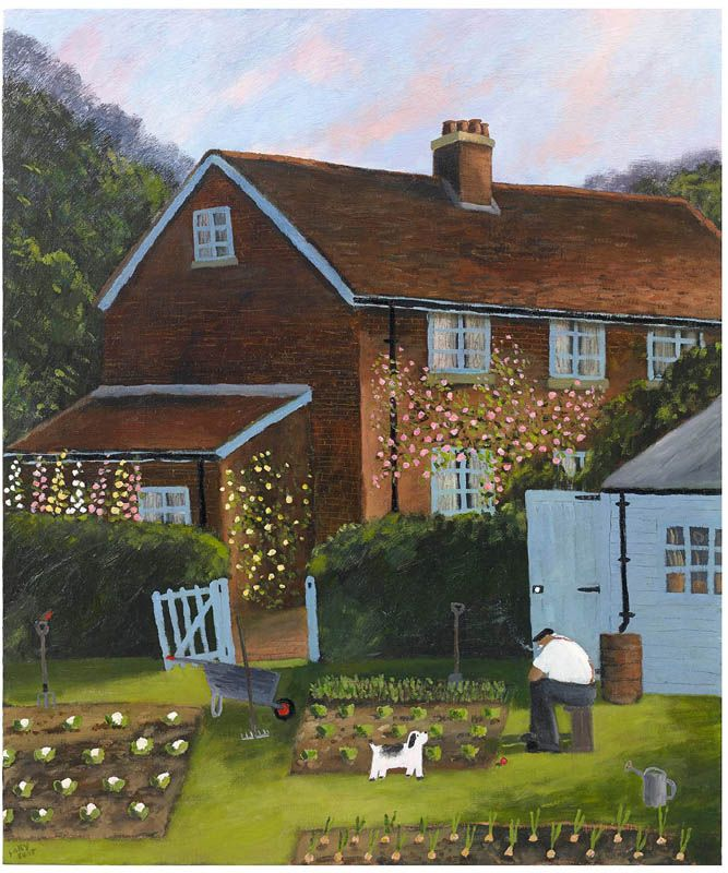 Gary Bunt | (13) After a Busy Day