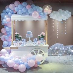 🎈 #balloons #balloonarch #balloondecor #balloondecoration #balloonarches