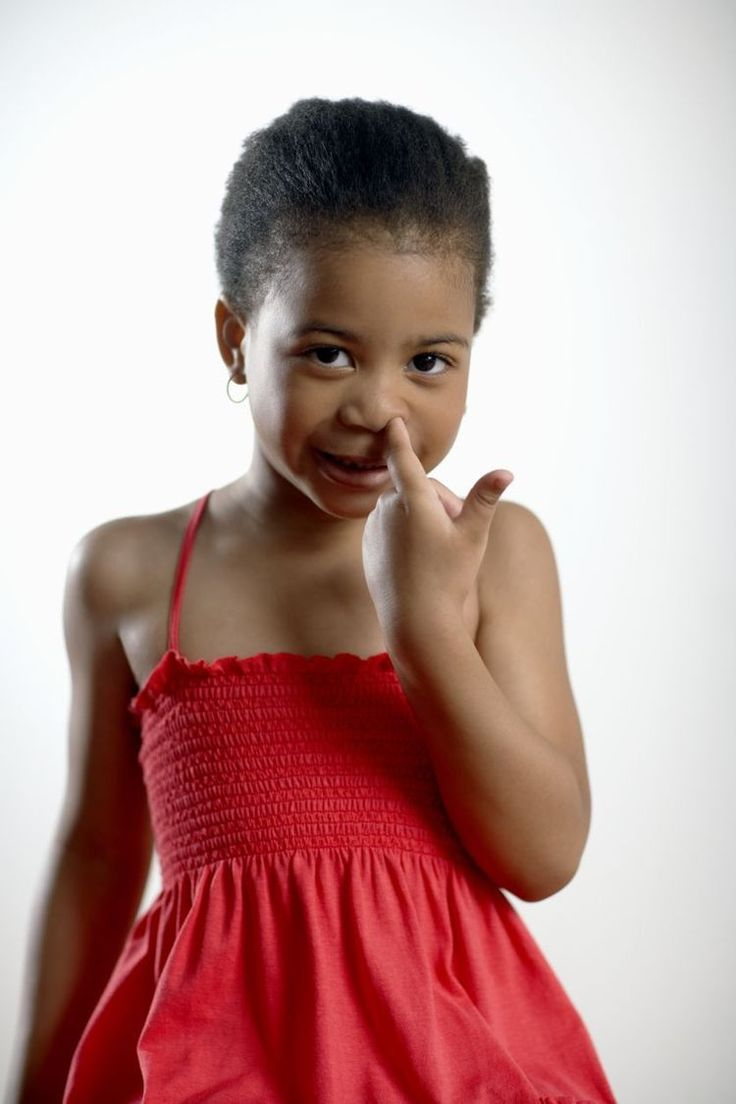Kids Can Be So Gross! How to Stop Nose Picking in Preschoolers