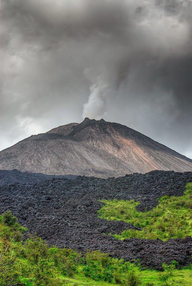 Pacaya volcano, Guatemala. Hiked it. Roasted marshmallows up there!!